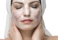 peeling facial casero