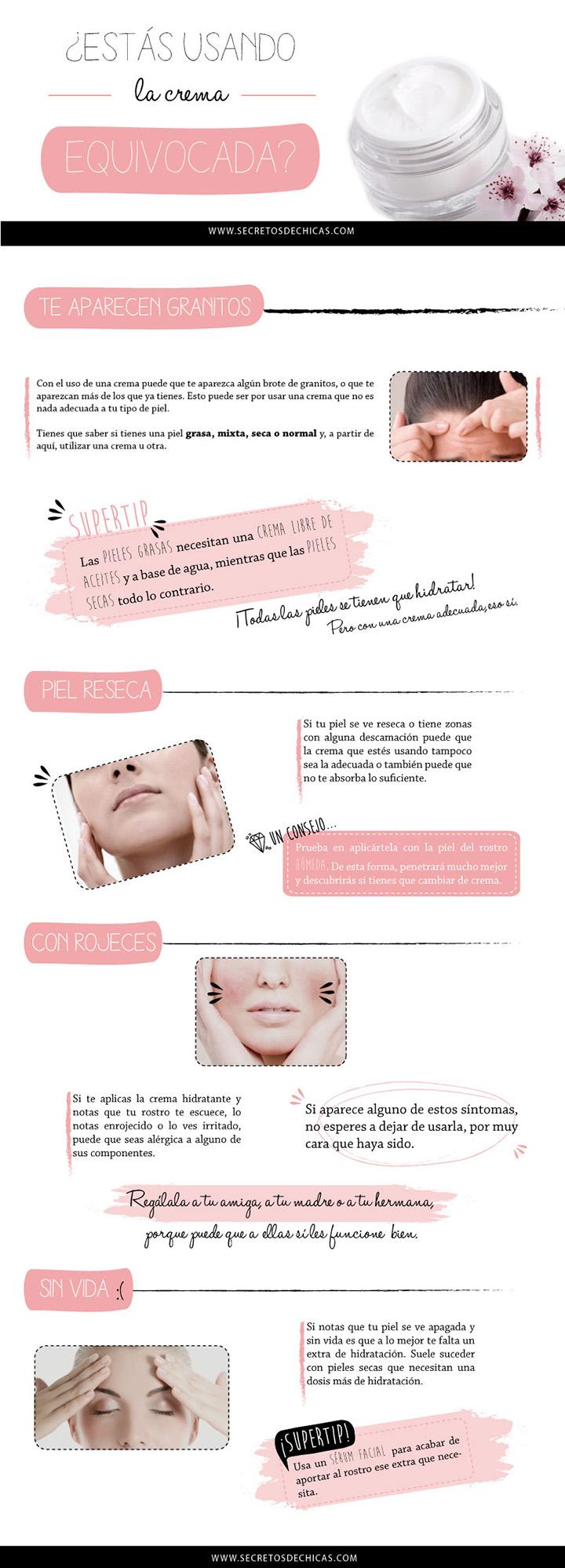 como hidratar la piel correctamente