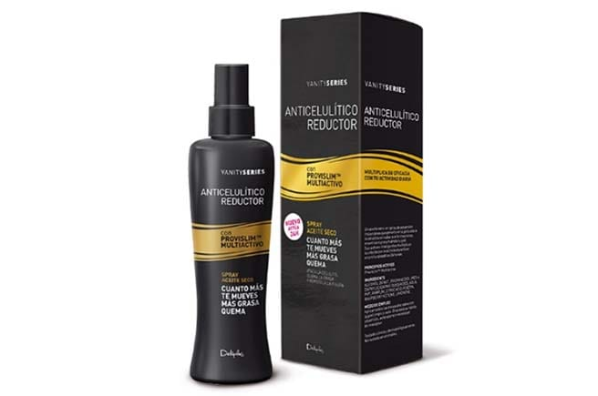 anticelulítico spray reductor deliplus