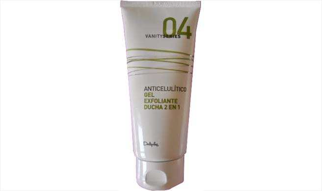 gel exfoliante ducha 2 en 1 mercadona