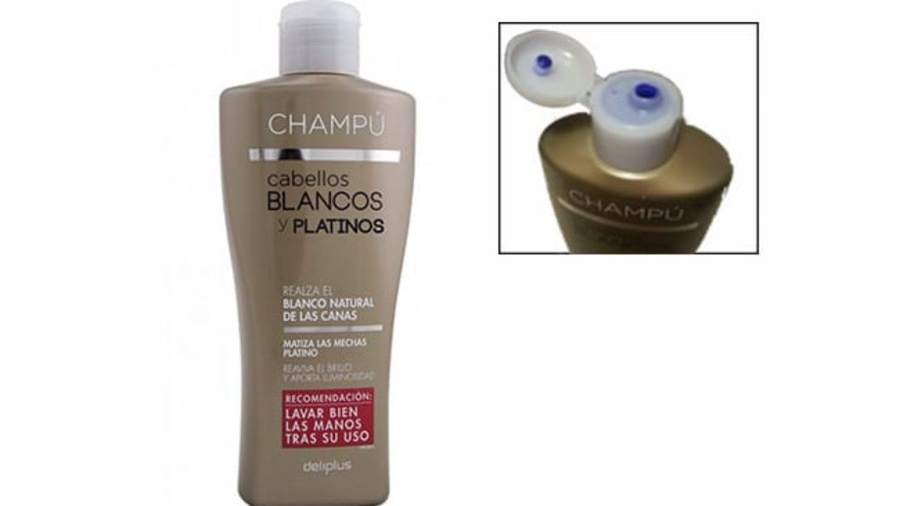 Champú Azul Mercadona Precio Y Usos Del Matizador De Cabellos